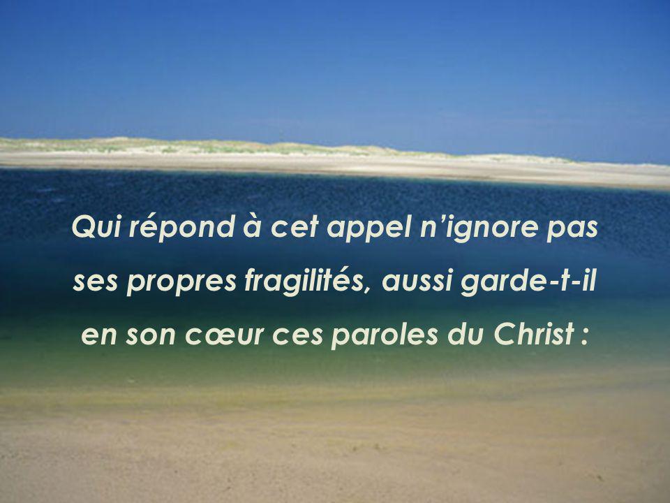 Dieu attend que nous soyons un reflet de sa présence, porteurs dune espérance dÉvangile.