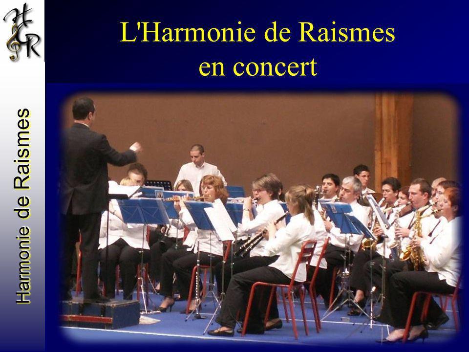 L'Harmonie de Raismes en concert