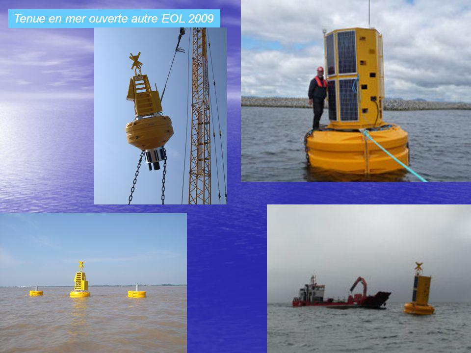 Tenue en mer ouverte autre EOL 2009