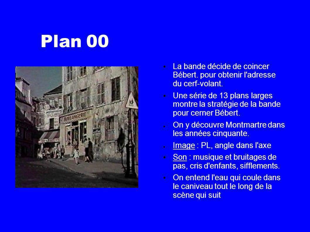 Plan 11 Bébert très narquois et souriant continue de faire semblant d allumer, l air méchant.