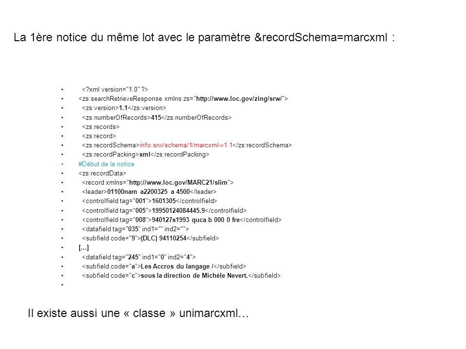 1.1 415 info:srw/schema/1/marcxml-v1.1 xml #Début de la notice 01100nam a2200325 a 4500 1601305 19950124084445.9 940127s1993 quca b 000 0 fre (DLC) 94