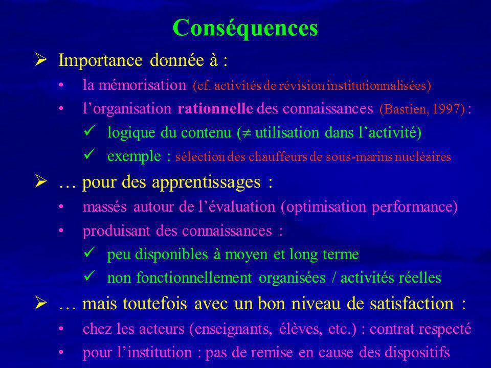 LÉVALUATION DES COMPÉTENCES