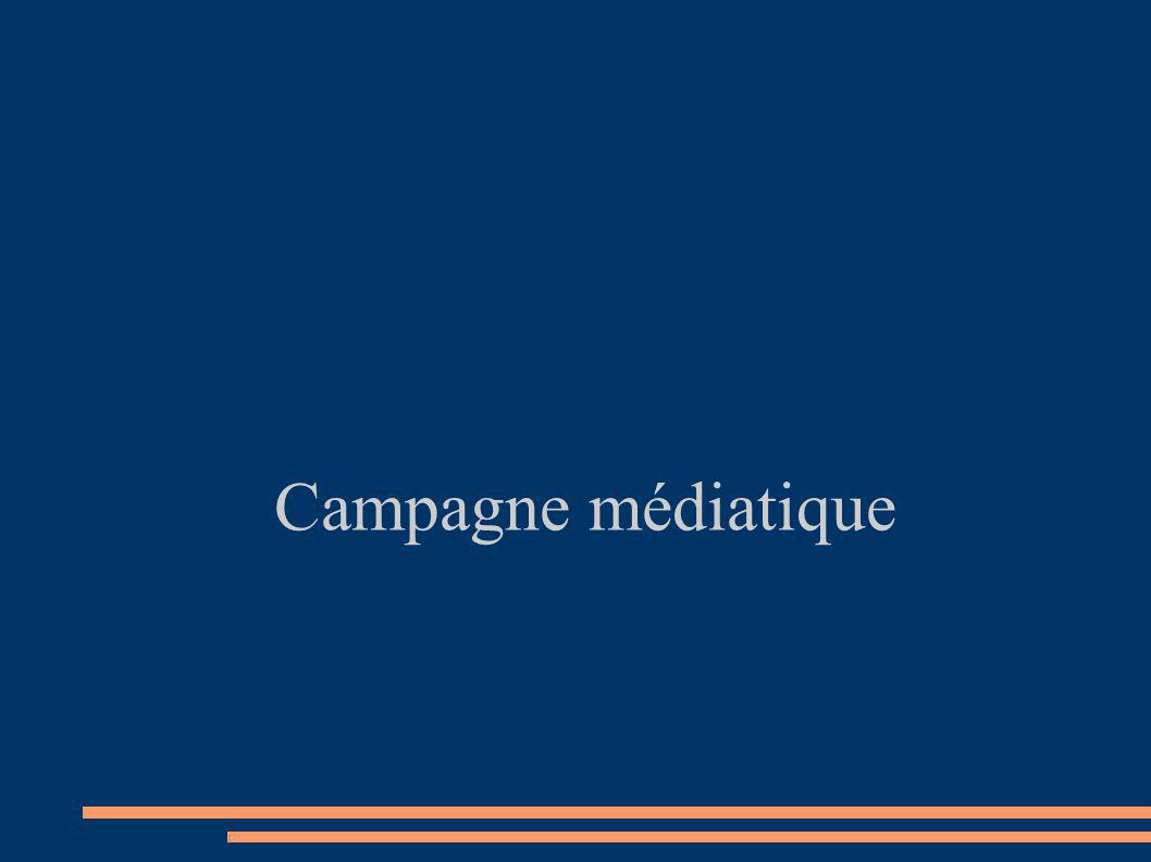 Campagne médiatique