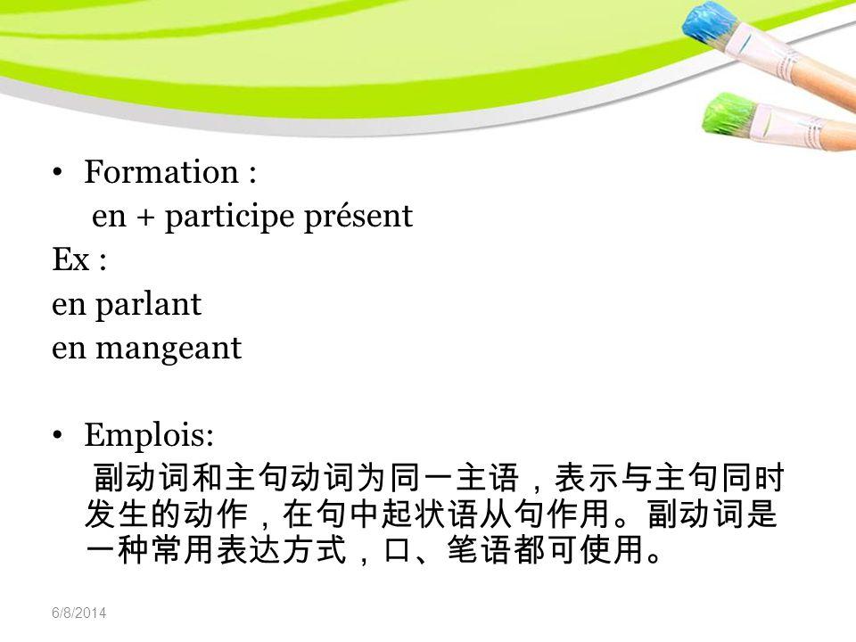 6/8/2014 Lecture et compréhension: Quelle était l habitude de La Fontaine.