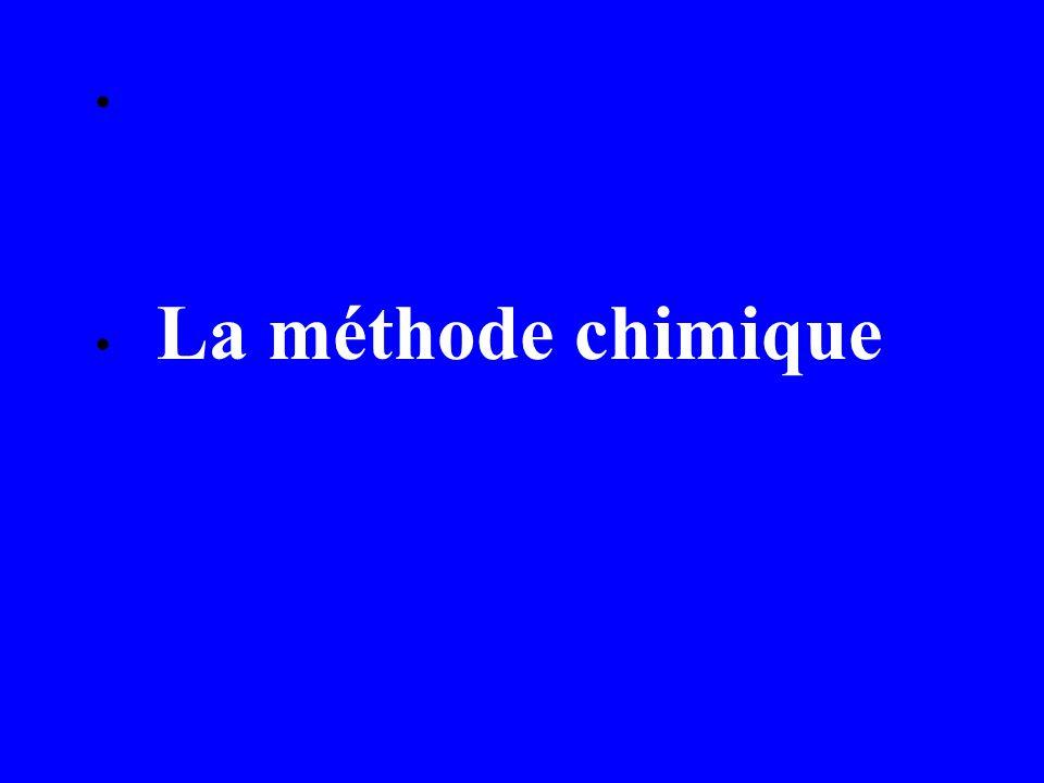Principales familles des agents chimiques Phénols Acide phénique et dérivés phénoliques Alcools L alcool éthylique à 70% Sels métalliques mercurescéine( ), merthiolate( ).