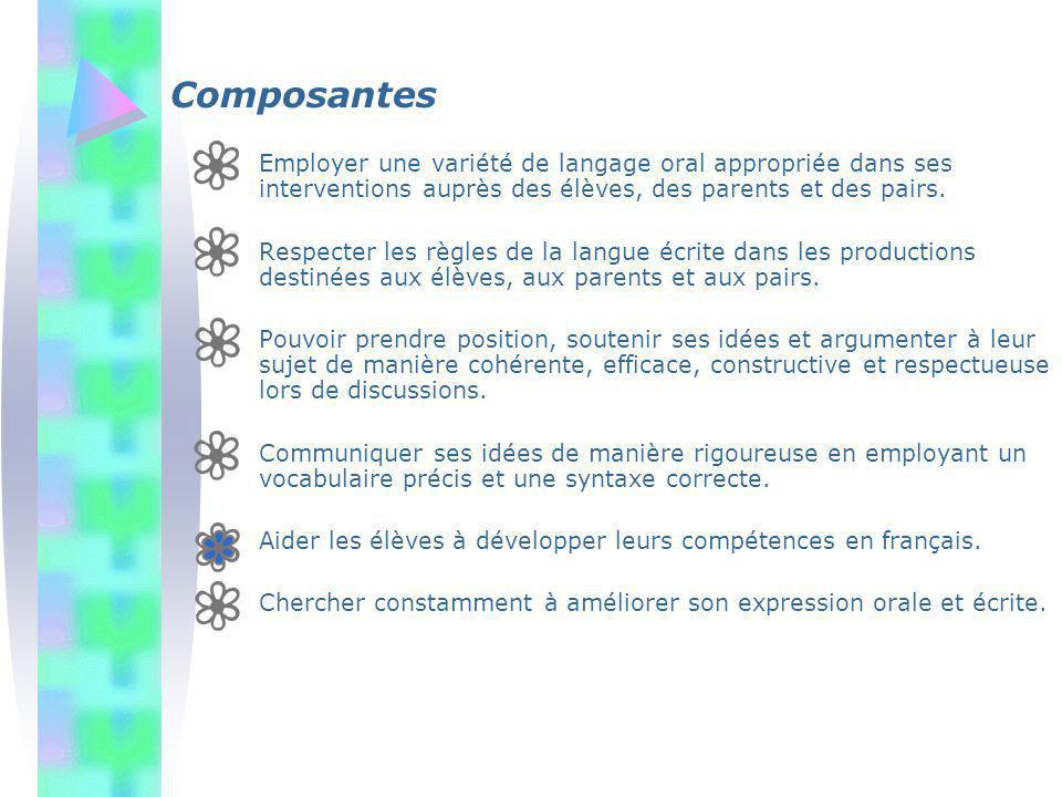 Compétence 3 Concevoir des situations dapprentissage et dévaluation.