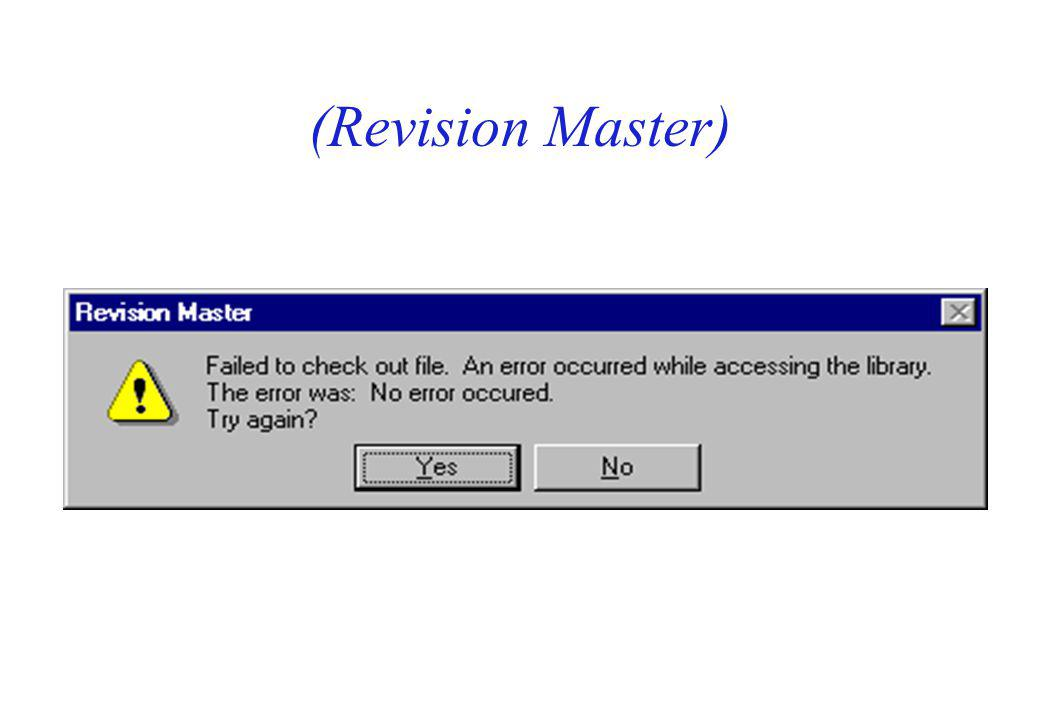 (Revision Master)