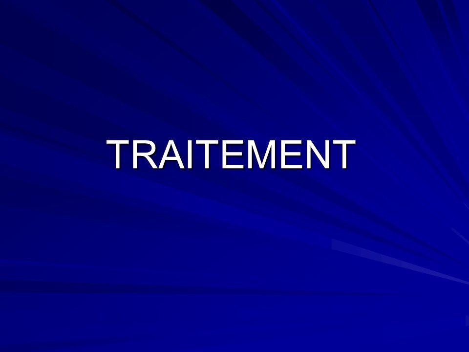 TRAITEMENT