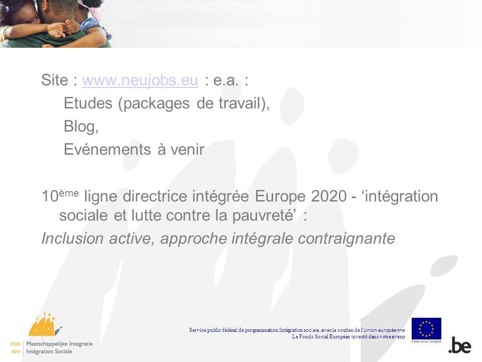 Site : www.neujobs.eu : e.a.