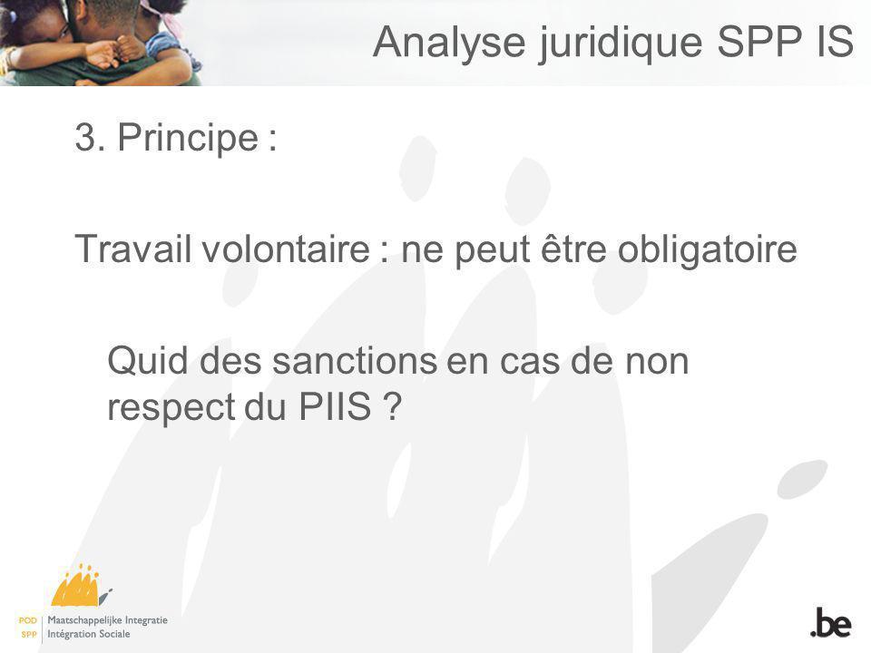 Analyse juridique SPP IS 4. Quid bénéficiaires aide sociale ? Discrimination
