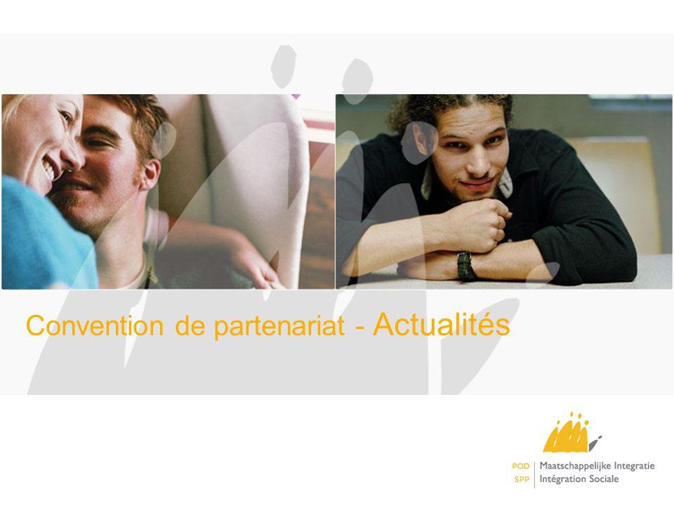 Convention de partenariat - Actualités