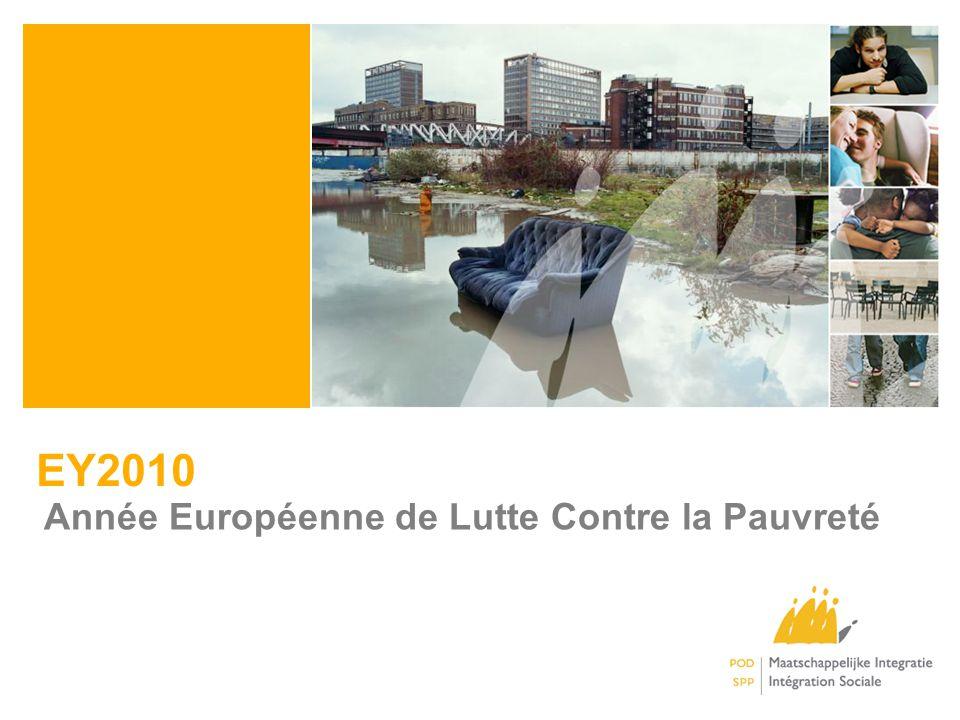 EY2010 Année Européenne de Lutte Contre la Pauvreté