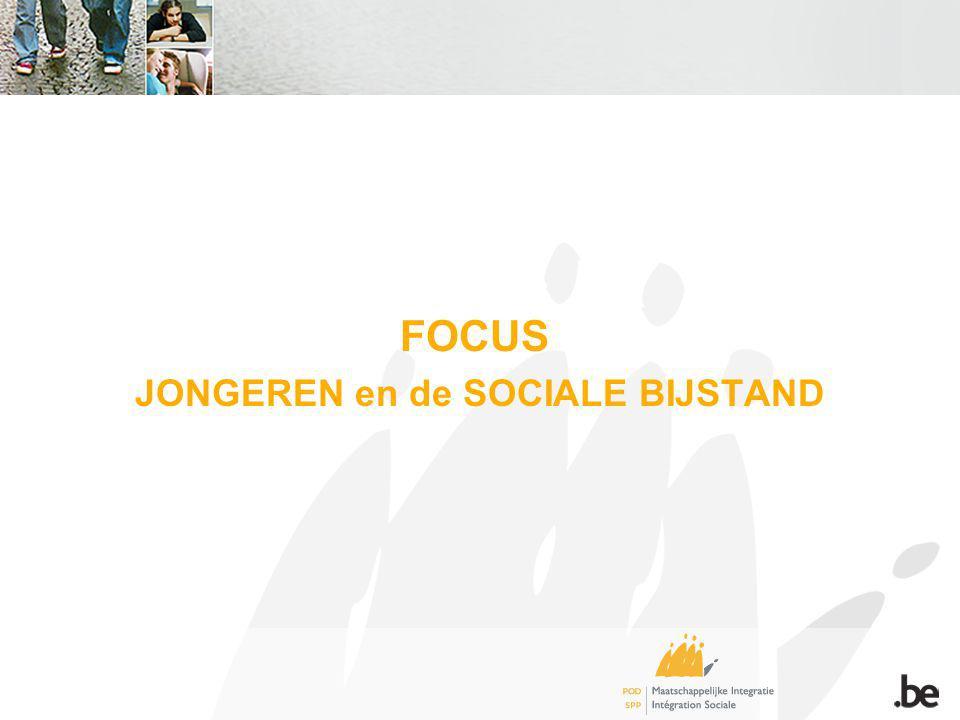 FOCUS JONGEREN en de SOCIALE BIJSTAND
