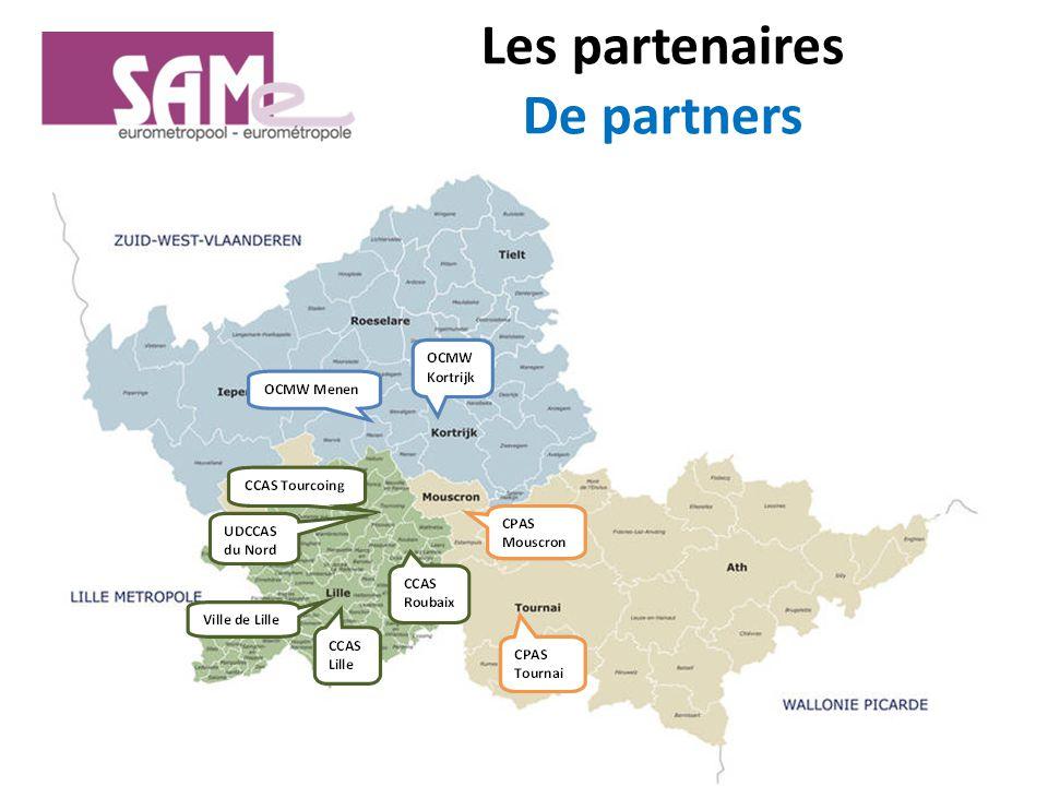 Les partenaires De partners