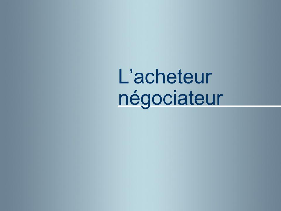 Lacheteur négociateur