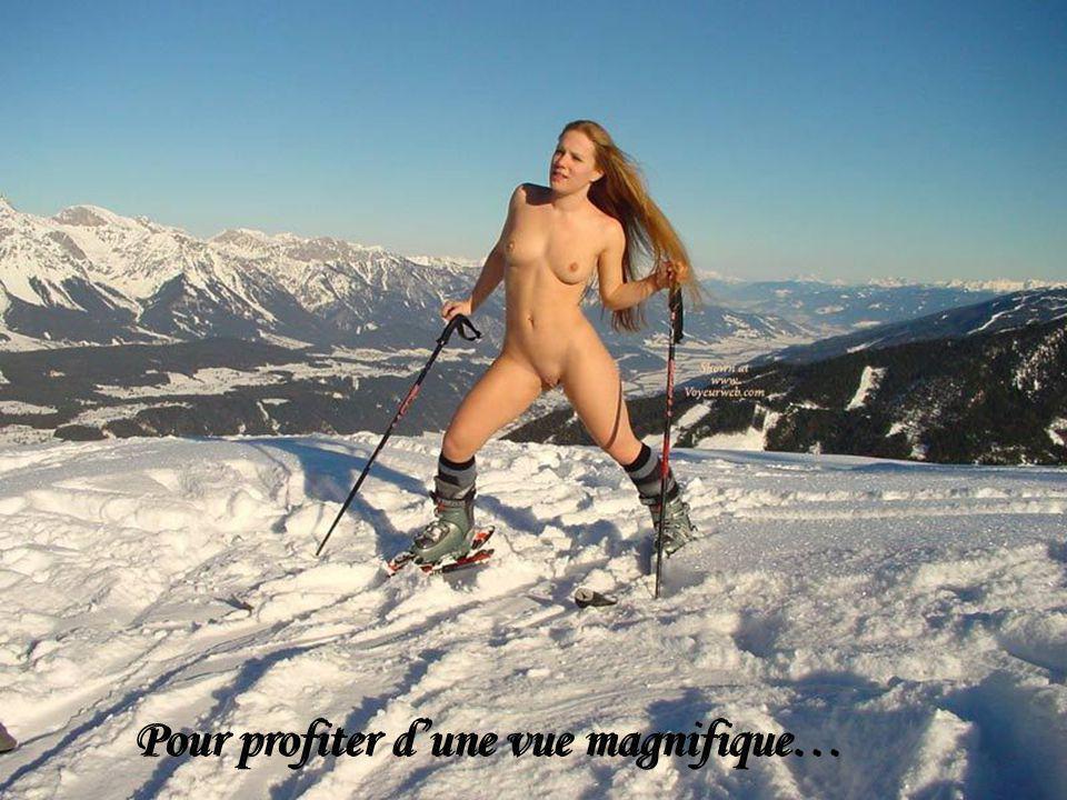 Pourquoi je vais au ski chaque année… Pourquoi je vais au ski chaque année…