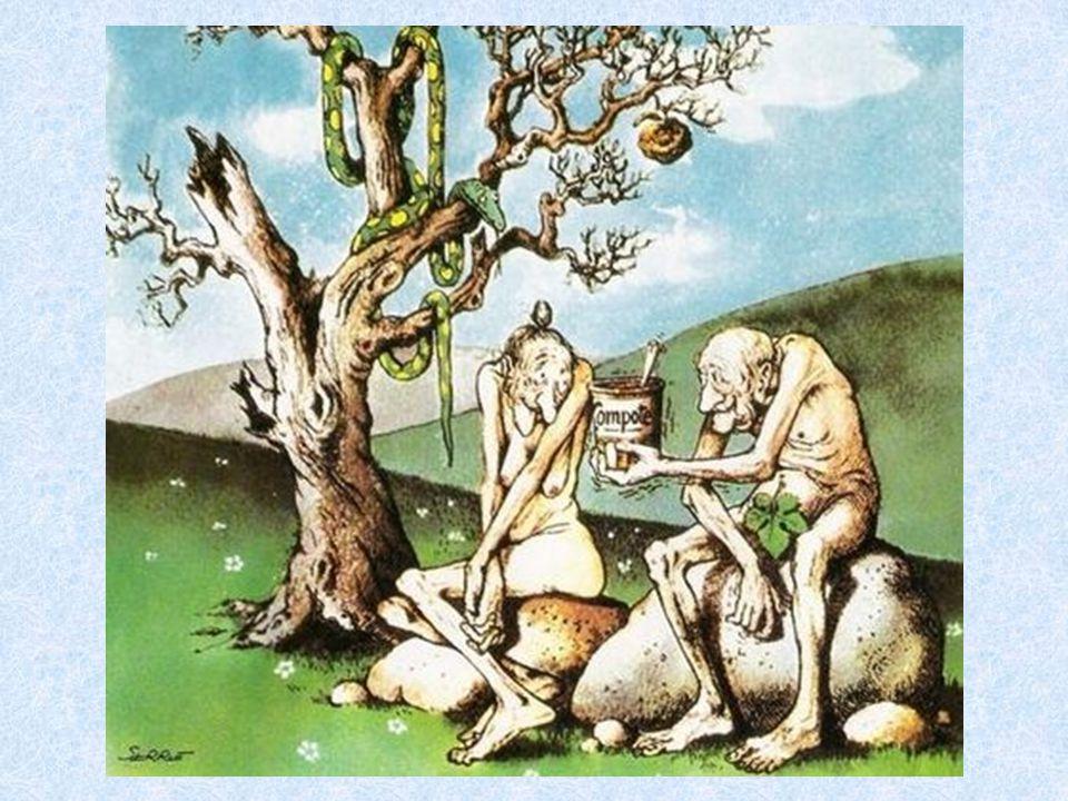 Adam et Eve pour les vieux : Voir photo page suivante