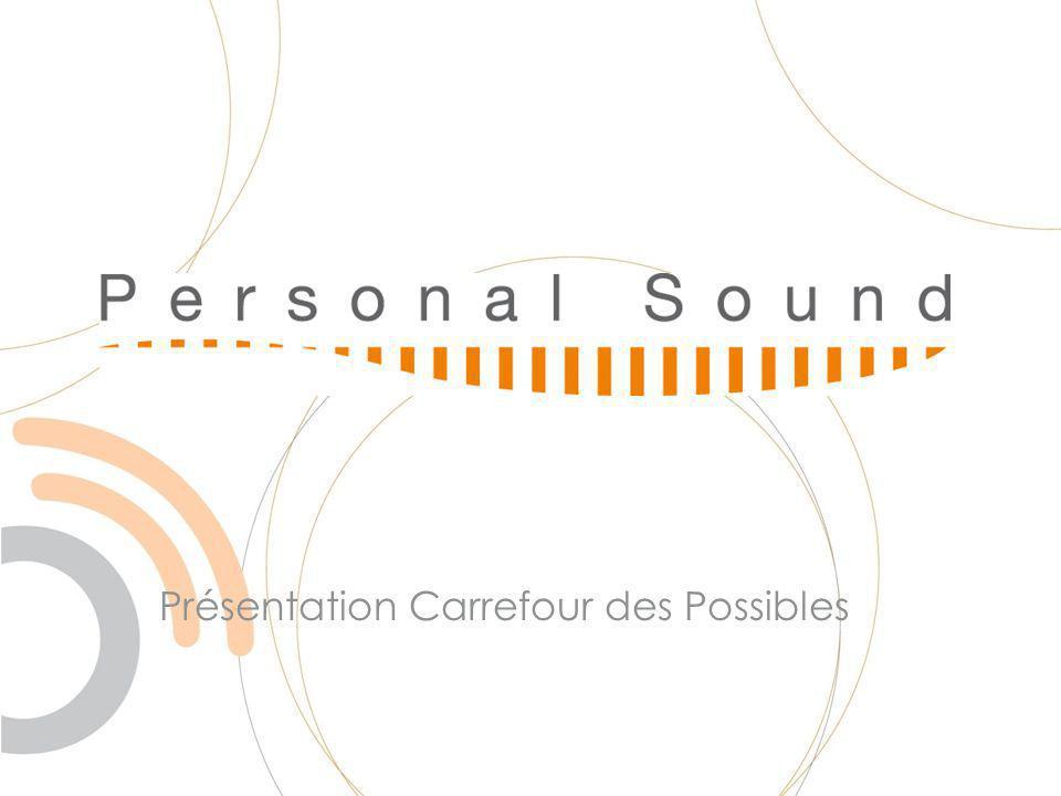 Présentation Carrefour des Possibles