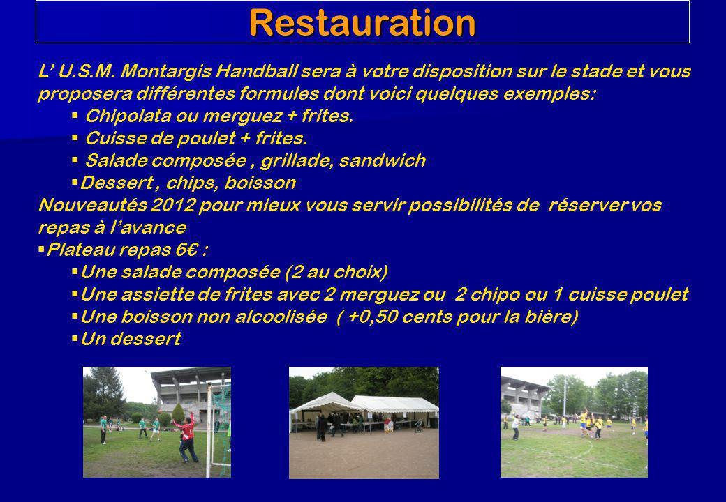 Restauration L U.S.M.