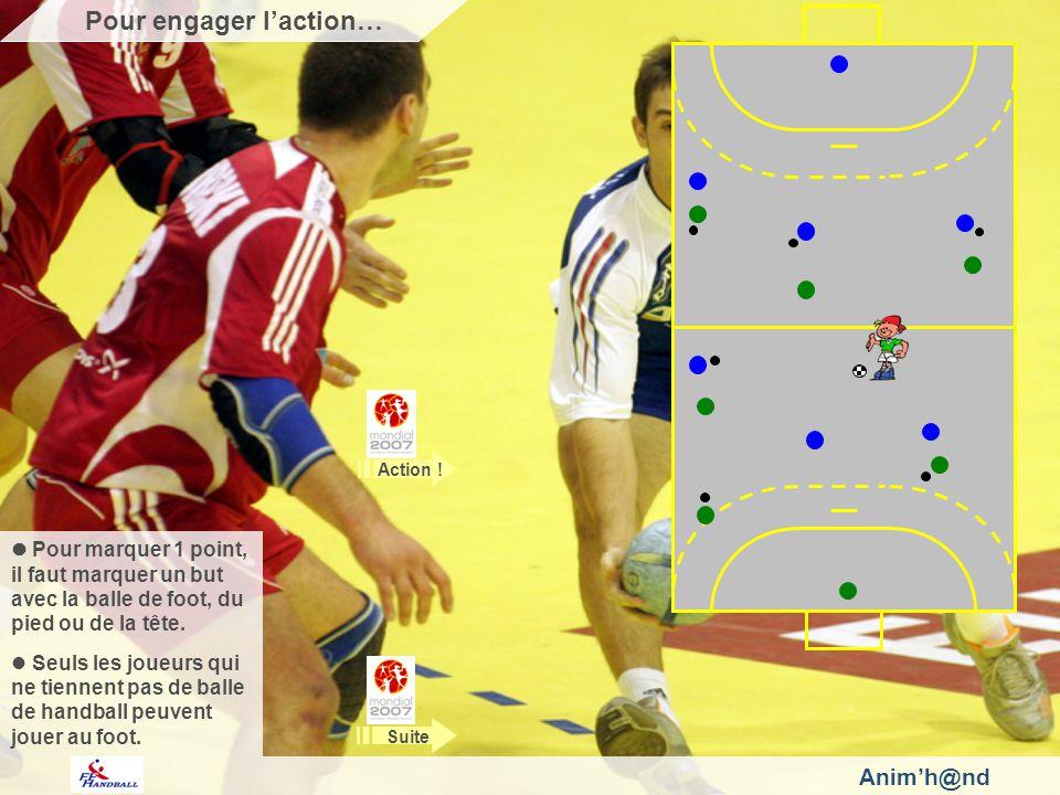 Afin de prévenir les joueurs des blessures, demandez aux défenseurs de sopposer à la progression du porteur de balle vers le but et/ou de nintervenir que sur les trajectoires de balle.