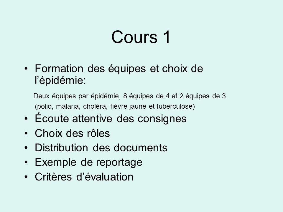 Critères Compétence 1: Résoudre un problème dordre scientifique ou technologique (dossier de reportage) - L élève représente adéquatement la situation.