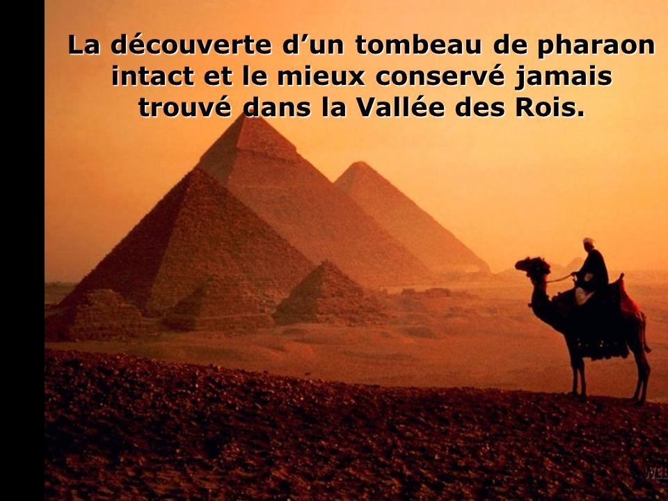 Inspiré de l'un des plus grands événements archéologiques…. Inspiré de l'un des plus grands événements archéologiques….
