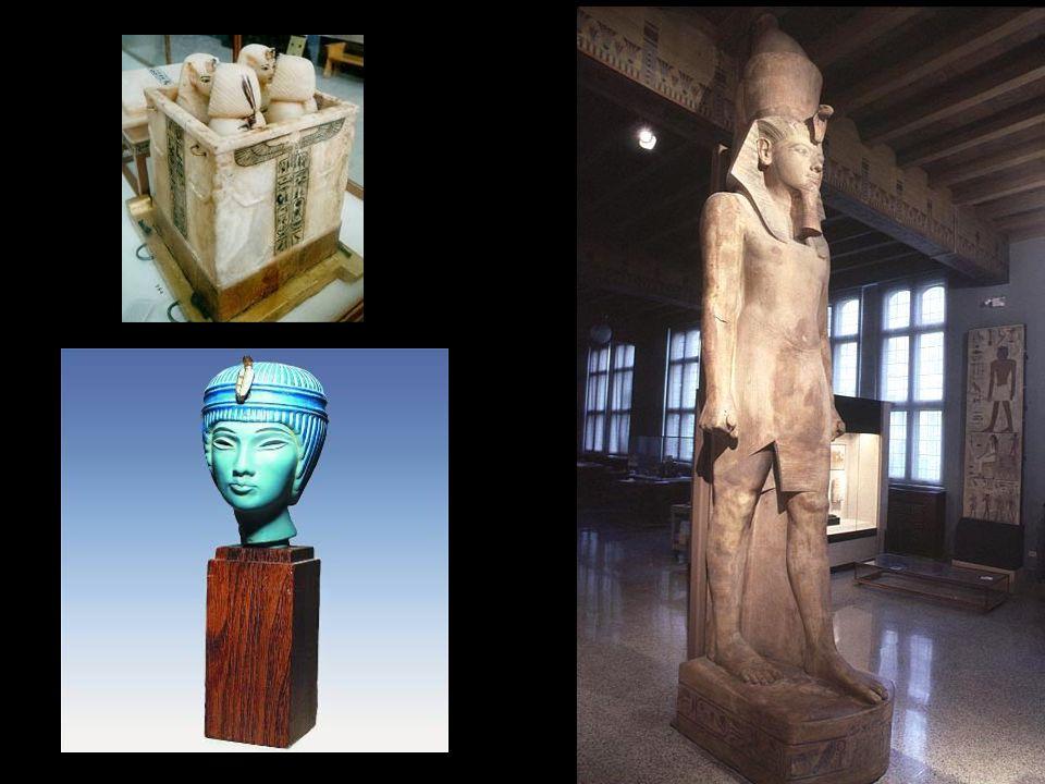 Trônes de cérémonies du Pharaon et son Epouse