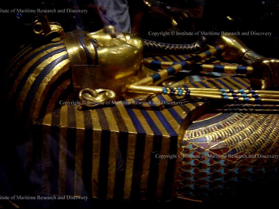 Vallée des rois – Fosse Mortuaire (tombeau)