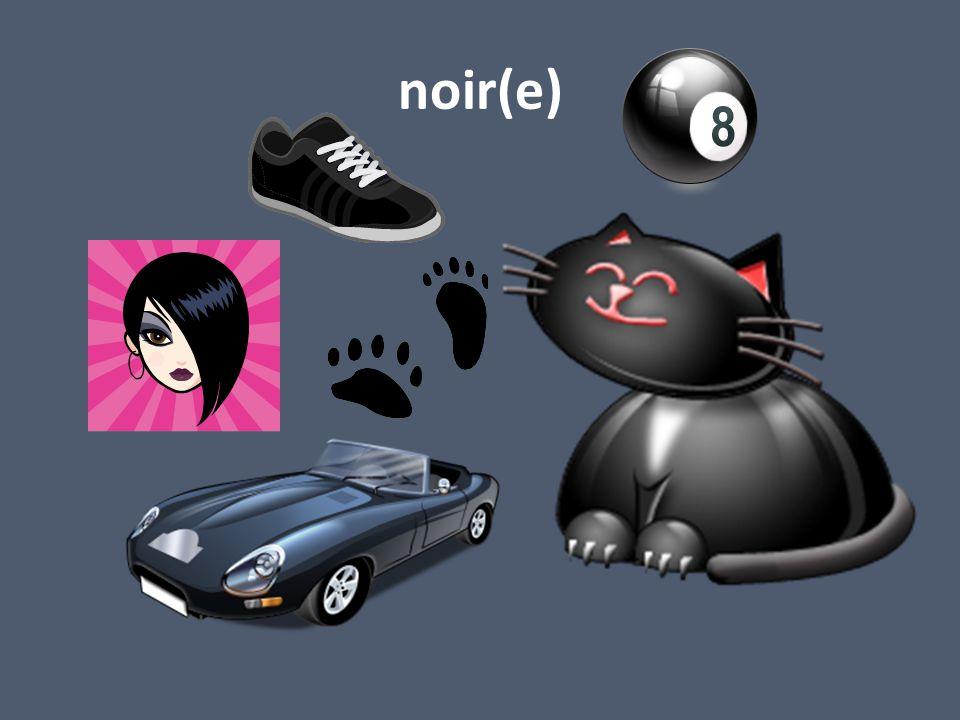 noir(e)