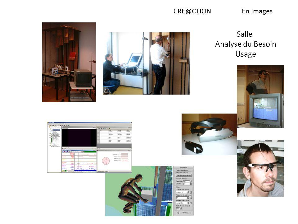 CRE@CTIONEn Images Salle Créativité
