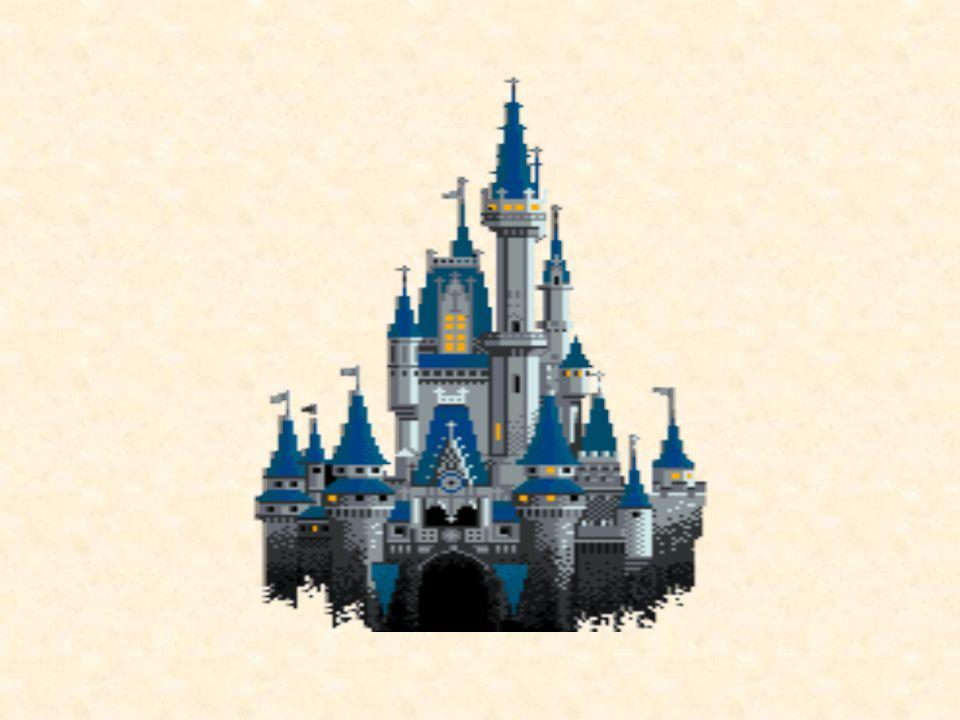 Il était une fois un château, où habitait un roi.