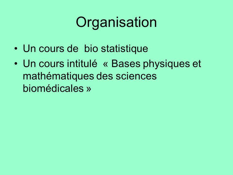 Mathématique et sciences Langage dans lequel les sciences sexpriment Les sciences expérimentales sont basées sur des mesures quantitatives.