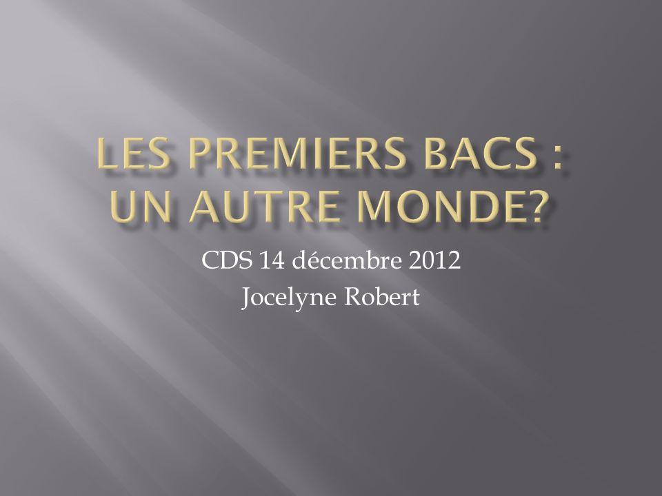 CDS 14 décembre 2012 Jocelyne Robert