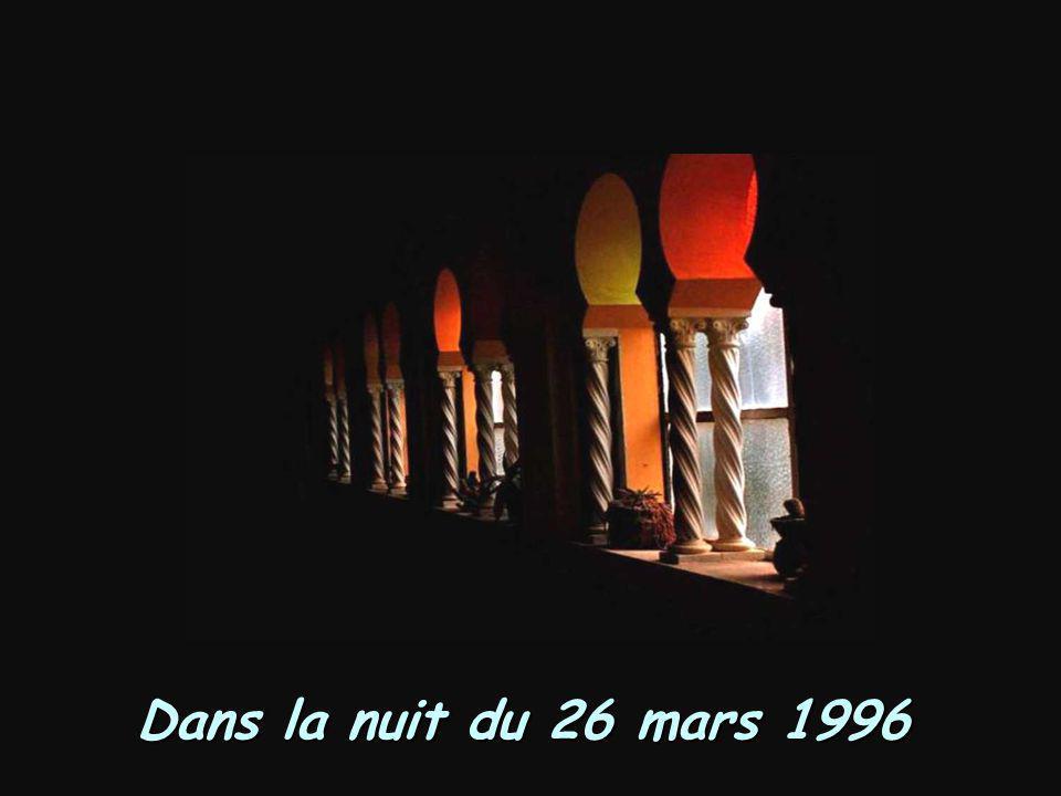 Dans la nuit du 26 mars 1996