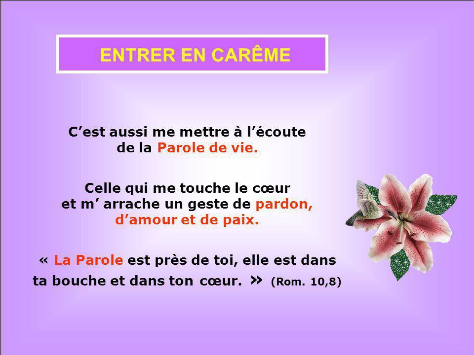 ..Réalisé pour le 5 mars 2014 Mercredi des Cendres F.