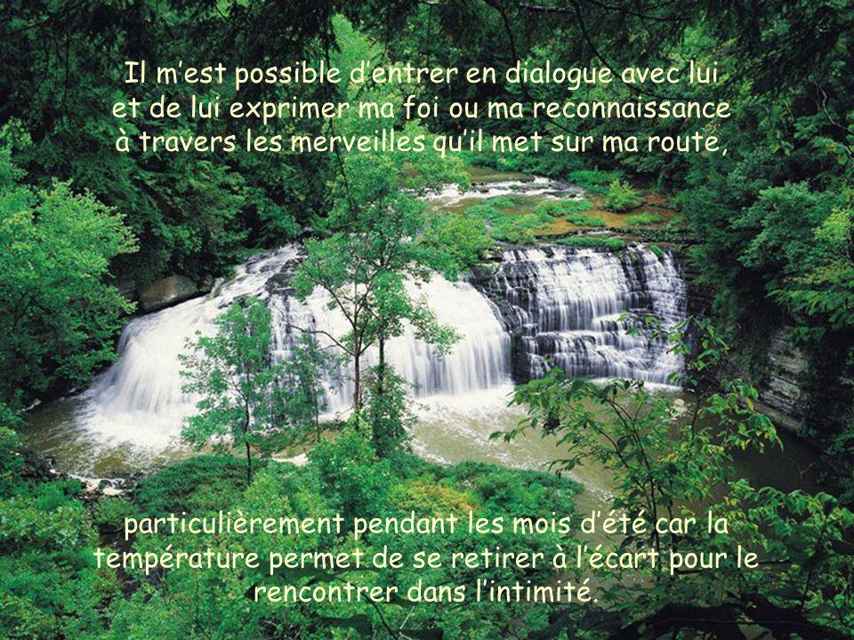 Savoir Prier Dieu se révèle à linfini dans toute la création ; il ne suffit que davoir le grand livre de la nature pour sentir sa présence et saisir sa puissance.