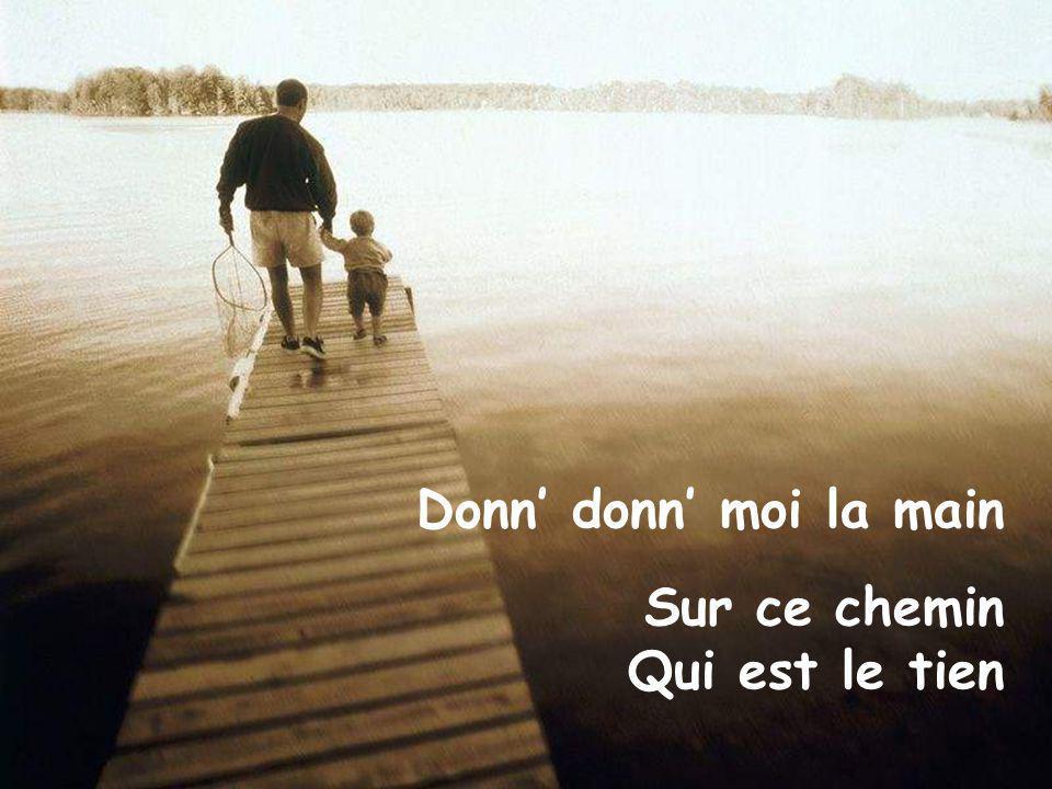 Donn Donn-moi la main Jean-Claude Gianadda
