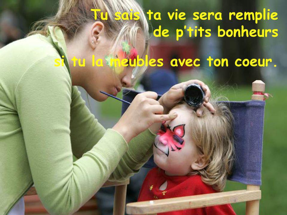Si tu aimes les gueux, ils pleureront. Tu verras dans leurs yeux, comme des perles … de joie.