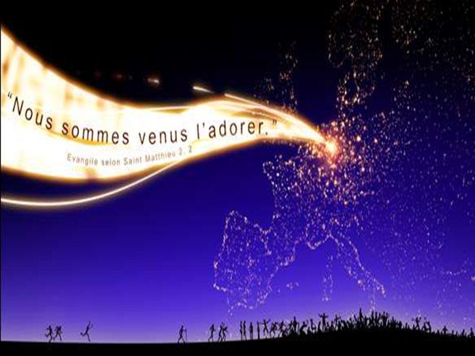 Seule étoile dans la nuit du monde. Seule foi au cœur de lhumanité. Seule porte qui souvre à lInfini.