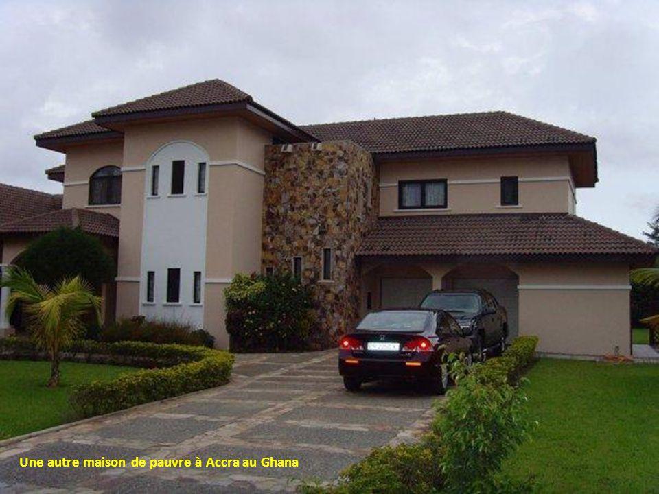 Domaine à Accra au Ghana
