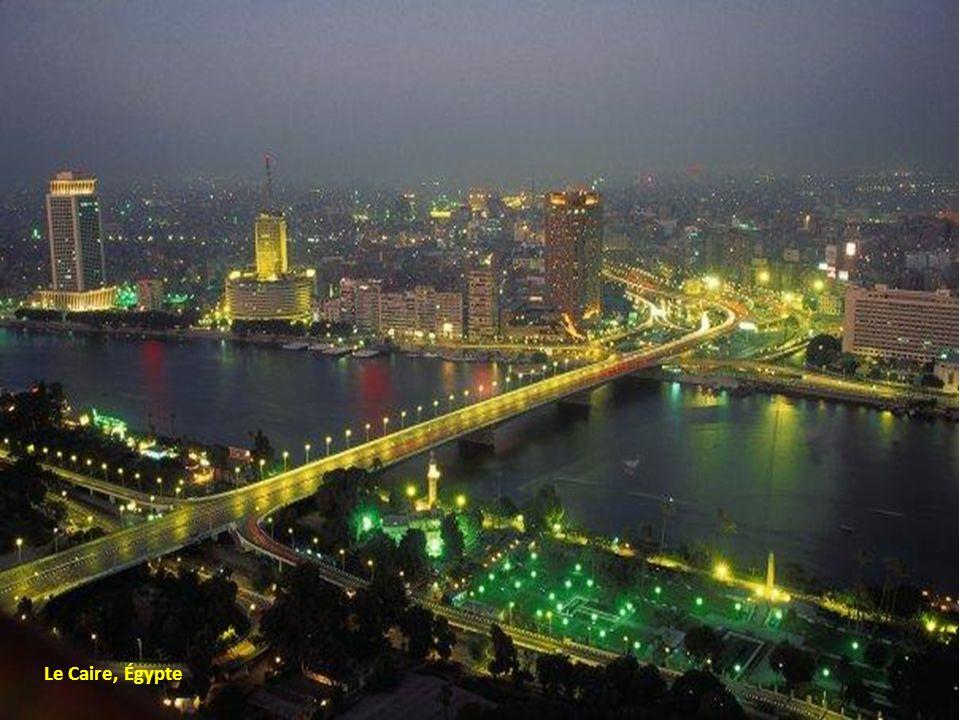 Immeubles appartements à Lagos, Nigéria