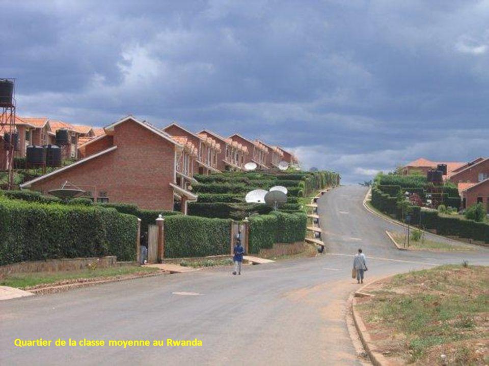 Centre dachats Eastgate à Harare au Zimbabwe