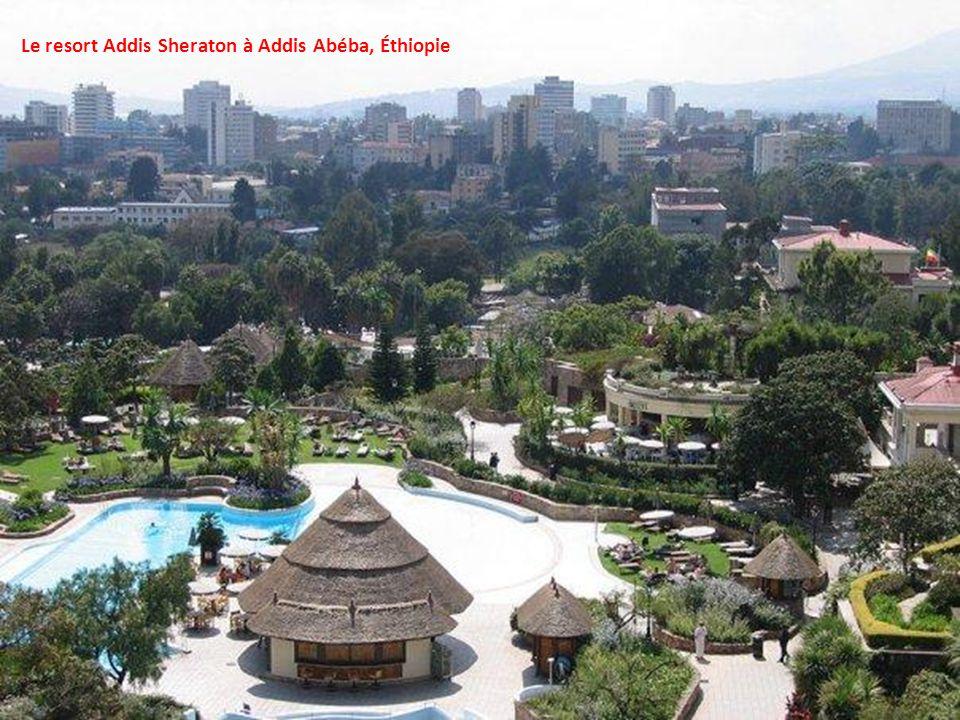 Quartier de la classe moyenne au Rwanda