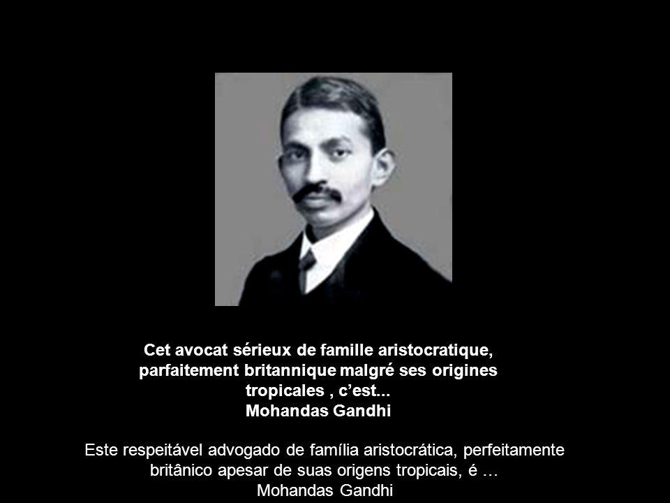 Cet avocat sérieux de famille aristocratique, parfaitement britannique malgré ses origines tropicales, cest...