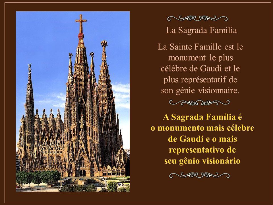 Antoni Gaudi 1852 – 1926 Architecte et designer, Antoni Gaudi est né à Reus, en Catalogne. Grand designer, il a créé, en étroite collaboration avec le