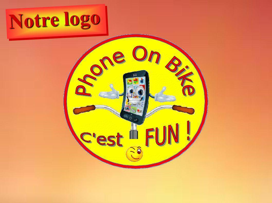 Support de téléphone pour vélo Notre produit