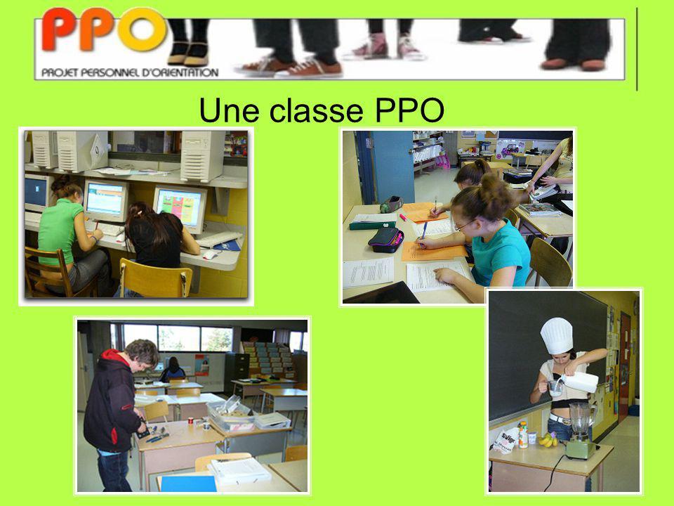 Une classe PPO