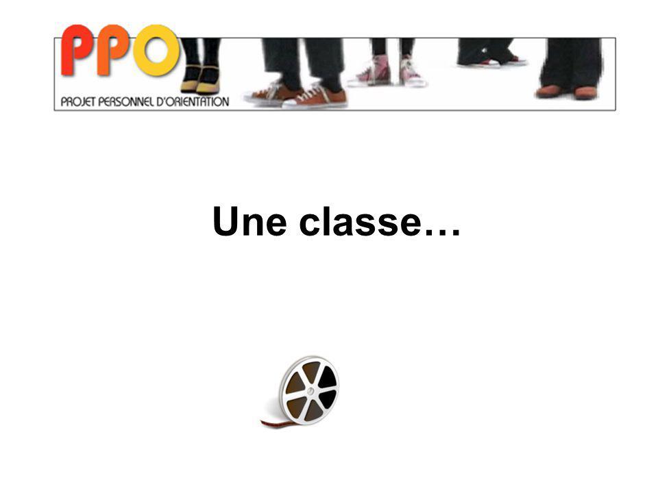 Une classe…