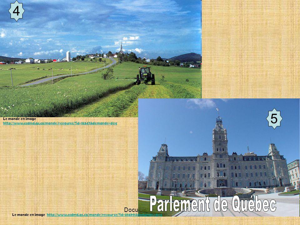 Document de travail 4 6 Le monde en image http://www.ccdmd.qc.ca/monde/ressource/?id=18347&demande=desc Le monde en image http://www.ccdmd.qc.ca/monde/ressource/?id=38699&demande=deschttp://www.ccdmd.qc.ca/monde/ressource/?id=38699&demande=desc 5