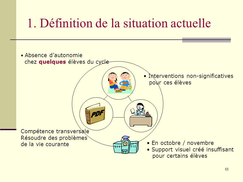 64 École St-Michel, 1 e cycle CSTL Boucle # 2 de DP